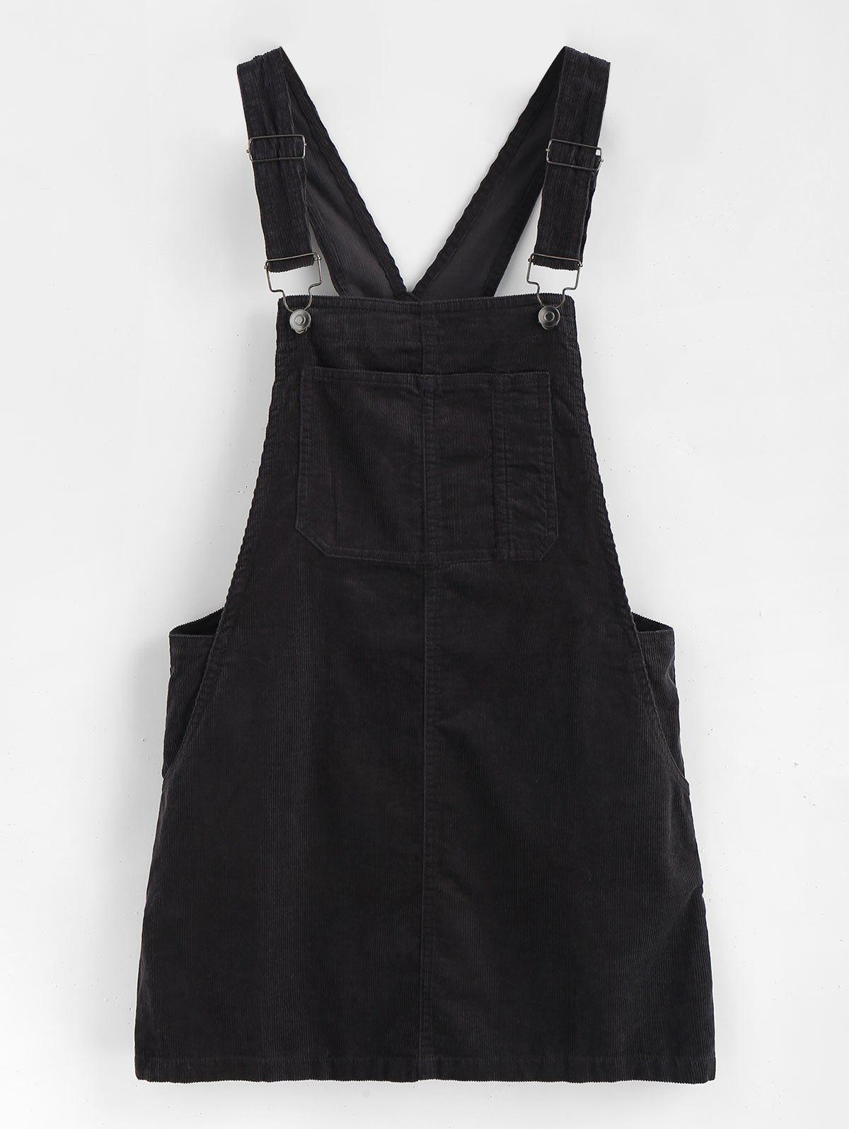 Mini Pinafore Dress фото