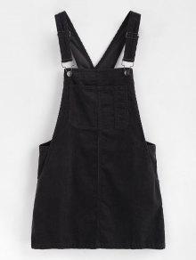 فستان صغير - أسود S