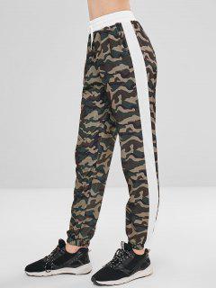 Pantalon De Jogging Camouflage Imprimé - Acu Camouflage M