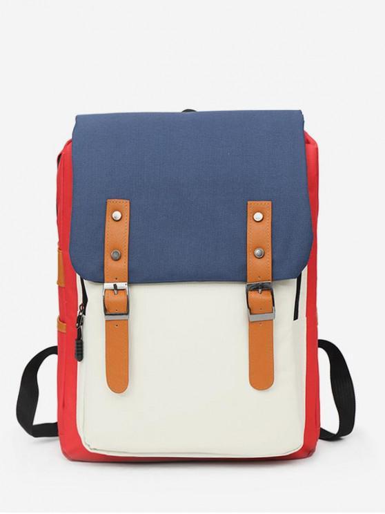 shop Waterproof Design School Backpack - MULTI