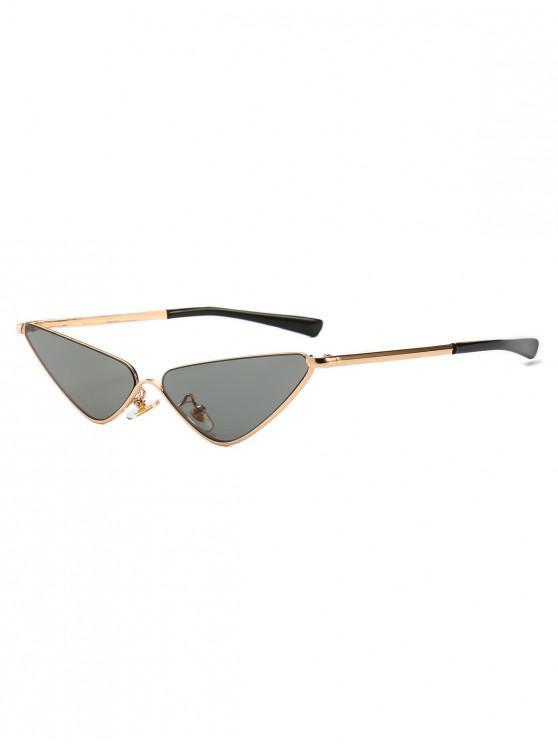 نظارة شمسية ريترو - اللون الرمادي