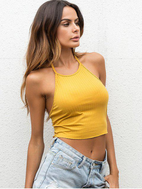 Regatas Cortado Frente Única - Borracha Ducky Amarela S Mobile