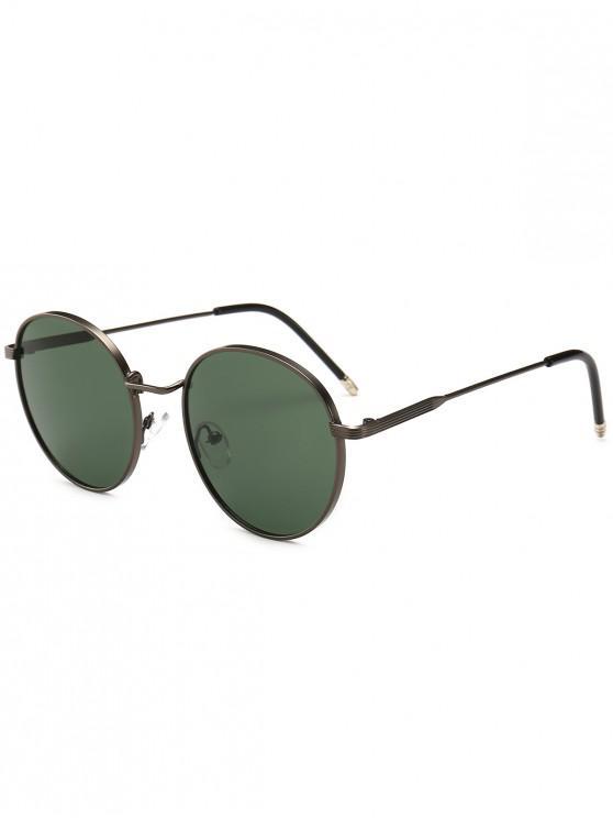 Metal Retro Round Retro Metal Sunglasses Frame b7vYf6gy