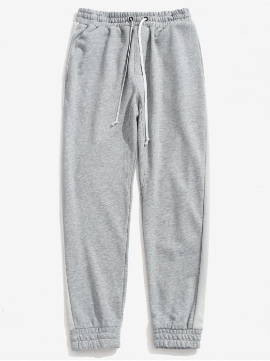 30 off 2019 pantalon jogging avec cordon de serrage et. Black Bedroom Furniture Sets. Home Design Ideas