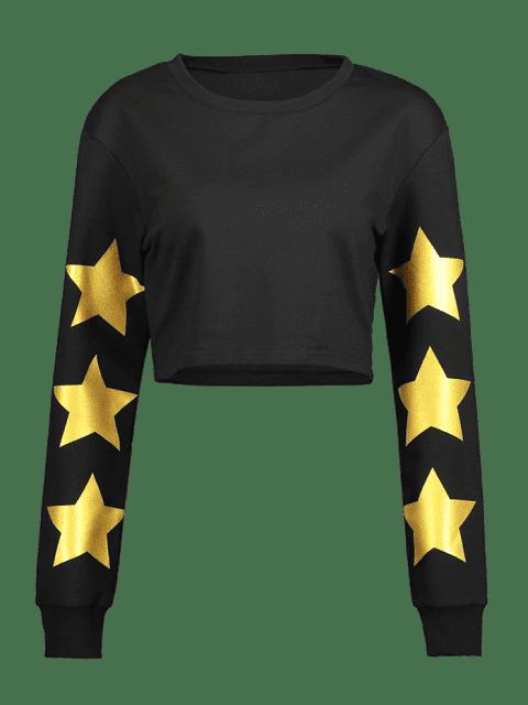 ZAFUL Sternfrucht Sweatshirt - Schwarz S Mobile