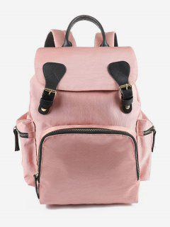 Multifunctional Outdoor Large Capacity Backpack - Pink