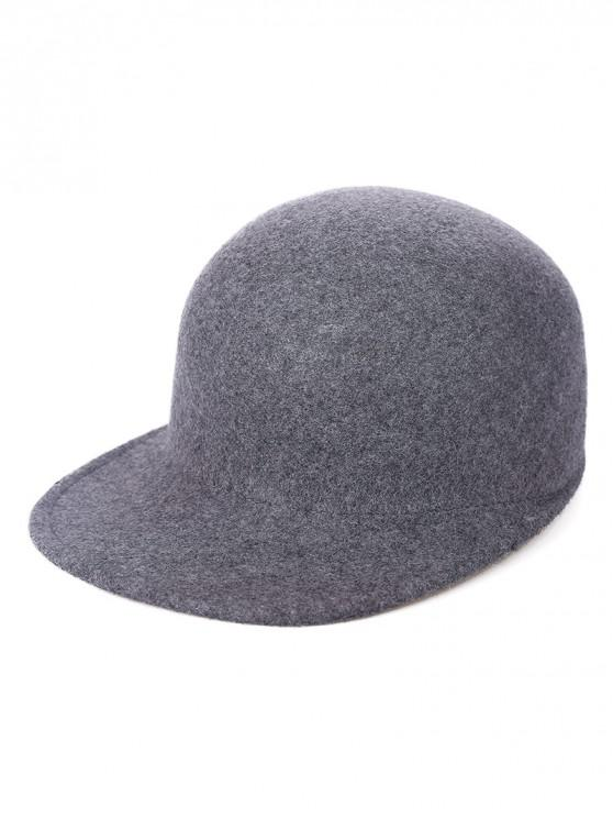 1171763666747 30% OFF  2019 Vintage Houndstooth Wool Baseball Cap In BATTLESHIP ...