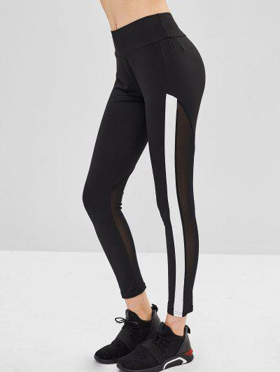 3e10c611a4c6db 2019 Mesh Sports Leggings Online | Up To 49% Off | ZAFUL .