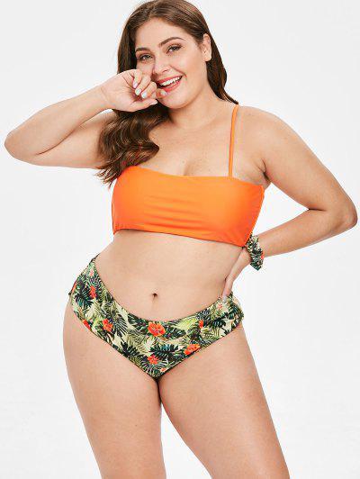 Plus Size Swimwear | Women's Plus Size Bikini, Tankini and
