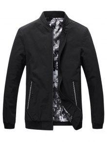 جيب الجانبية سترة واقية منفذها سترة - أسود L