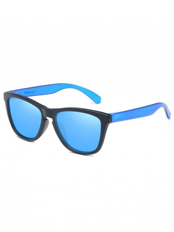 37f11d600c NEW  2018 UV Protection Flat Lens Driving Sunglasses In OCEAN BLUE ...