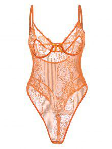 انظر من خلال الرباط كامي ارتداءها - القرع البرتقال M
