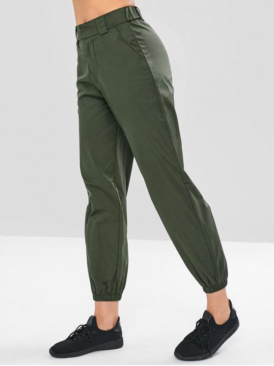 Pantaloni Da Jogging - verde  L