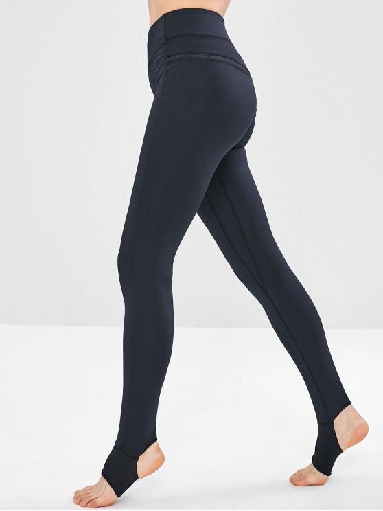 Leggings Sportivi - Nero M