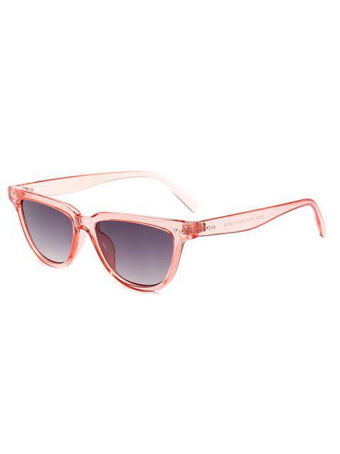fancy Rivets Inlaid Sun Shades Sunglasses - TANGERINE  Mobile