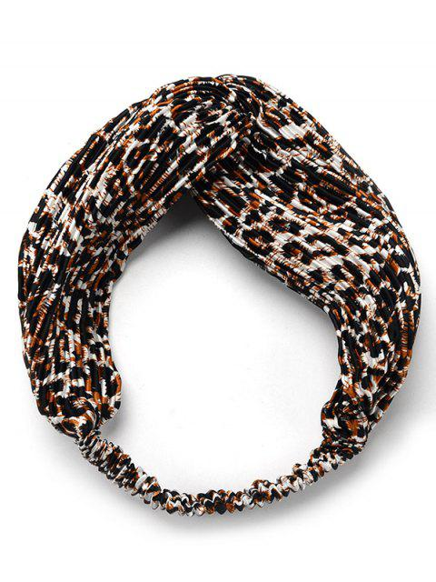 affordable Vintage Leopard Print Elastic Hair Band - LEOPARD  Mobile