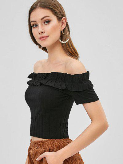 7b6704a2c1f 2019 Off Shoulder Crop Top Online | Up To 72% Off | ZAFUL .