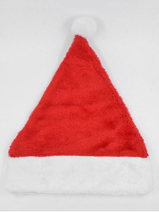 Christmas Decoration Party Hat - الحمم الحمراء