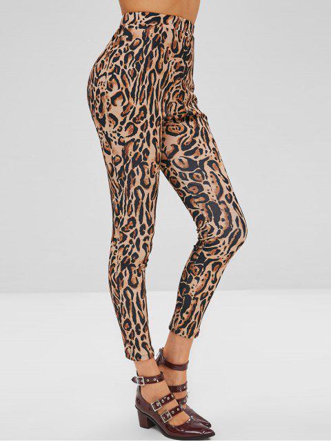 Pantalones de leopardo pon - Leopardo M Mobile