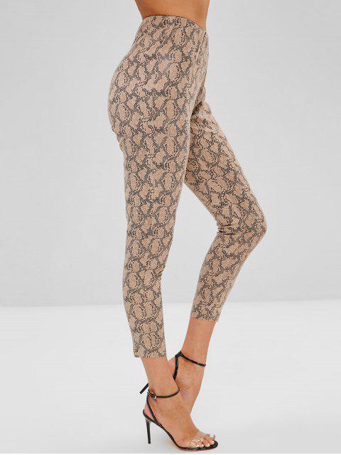 Pantalon Peau de Serpent Imprimé - Multi S Mobile