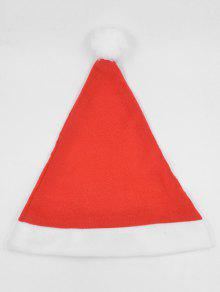 01171e7a9f381 13% OFF  2019 Santa Claus Snowflake Party Hat In LAVA RED