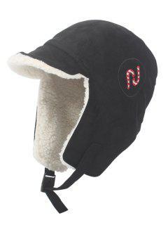 Sombrero De Trampa Decorativo Navideño - Negro