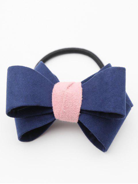 unique Stylish Bowknot Elastic Hairband - DARK SLATE BLUE  Mobile