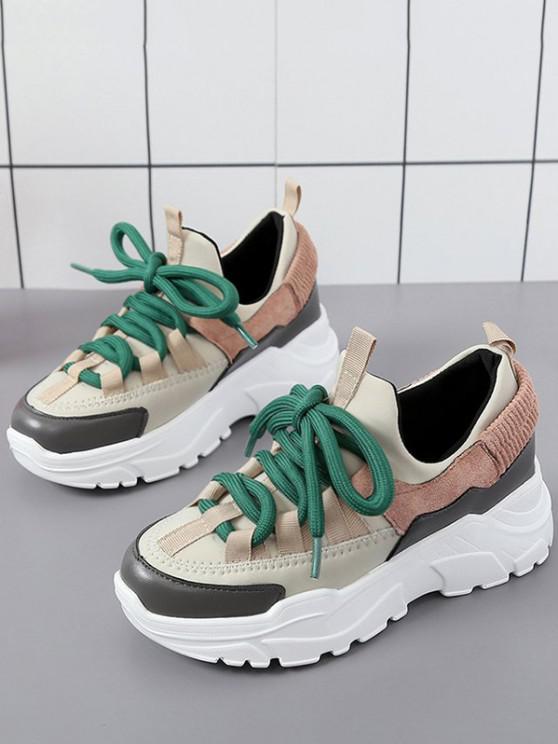 حذاء رياضة بلوك بلور - الأبيض الدافئ الاتحاد الأوروبي 37