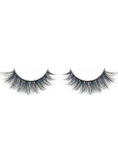 Criss Cross Handmade False Eyelashes - #002