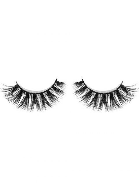 chic Criss Cross Handmade False Eyelashes - #005  Mobile