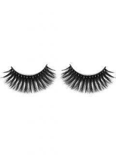 Volumizing Criss Cross False Eyelashes - #004