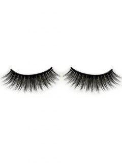 Handmade Criss Cross False Eyelahes - #005