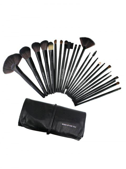 new Beauty Tool Makeup Brushes Bag Set - BLACK  Mobile