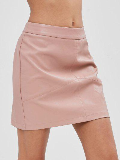 ee0a5eab32 2019 Faux Leather Skirt Online | Up To 48% Off | ZAFUL .