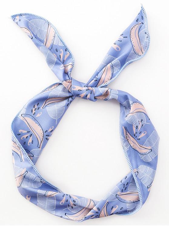 buy Fashionable Rabbit Design Headband - PASTEL BLUE