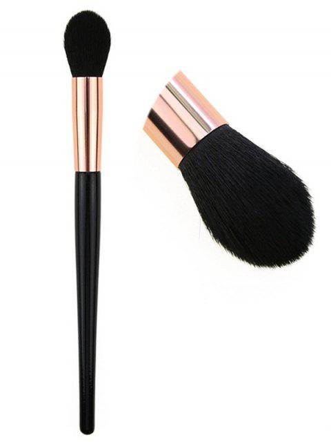 outfit Multifunction Highlighter Makeup Brush - BLACK  Mobile