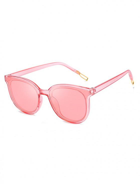 best Butterfly Frame Unisex Sunglasses - PINK