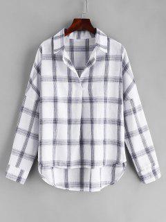 Chemise à Carreaux - Multi S