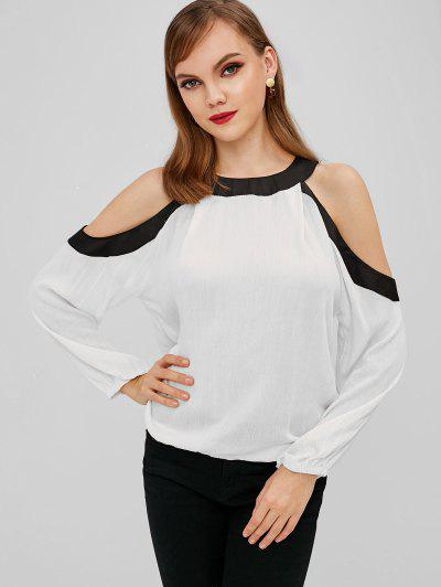 abfac8a1ceb Cold Shoulder Tops | Long Sleeve, White, Red, Black Cold Shoulder ...