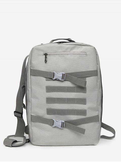 hot Multi-usage Outdoor Sport Nylon Backpack - GRAY  Mobile