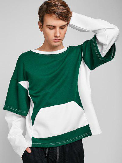bb26376b 2019 Color Block Sweatshirts Sale Online | Up To 62% Off | ZAFUL