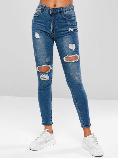 f9b9b2b0ba5 2019 Ripped Jeans Sale Online | Up To 51% Off | ZAFUL