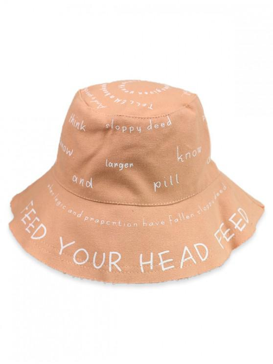 a5b5f8afa Jean Rough Selvedge Character Bucket Hat