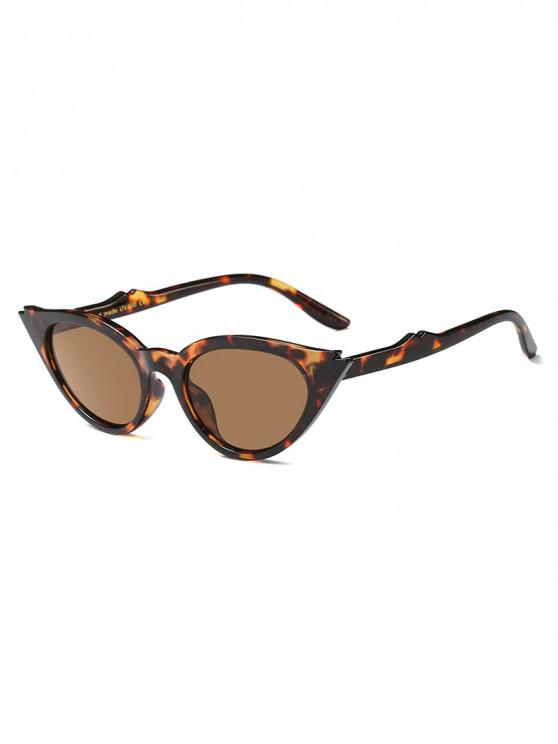 chic Innovative Cat Eye Shape Sunglasses - LEOPARD
