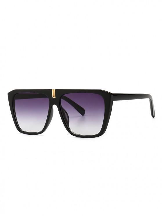 hot Full Frame Sunglasses - BLACK