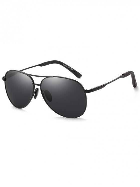 Pilot- Metal -Frame- Polarisierte Sonnenbrillen - Nacht