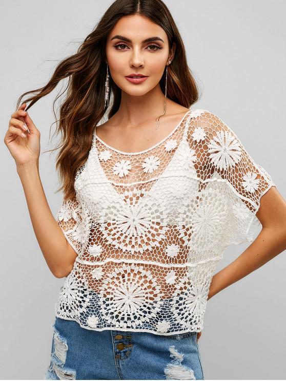 Crochet Blouse Bianca
