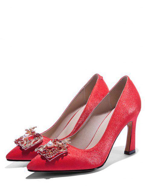 Zapatillas Bloque Color Estampado Fénix - Rojo EU 37 Mobile