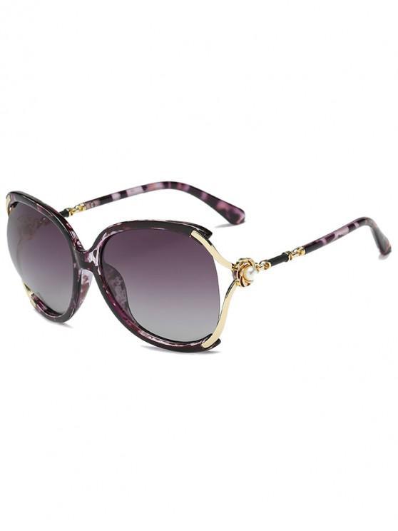 best Oversize European Style Decorative Sunglasses - LEOPARD
