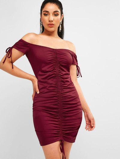 f66e8c03bf 2019 Off Shoulder Bodycon Dress Sale Online | Up To 53% Off | ZAFUL